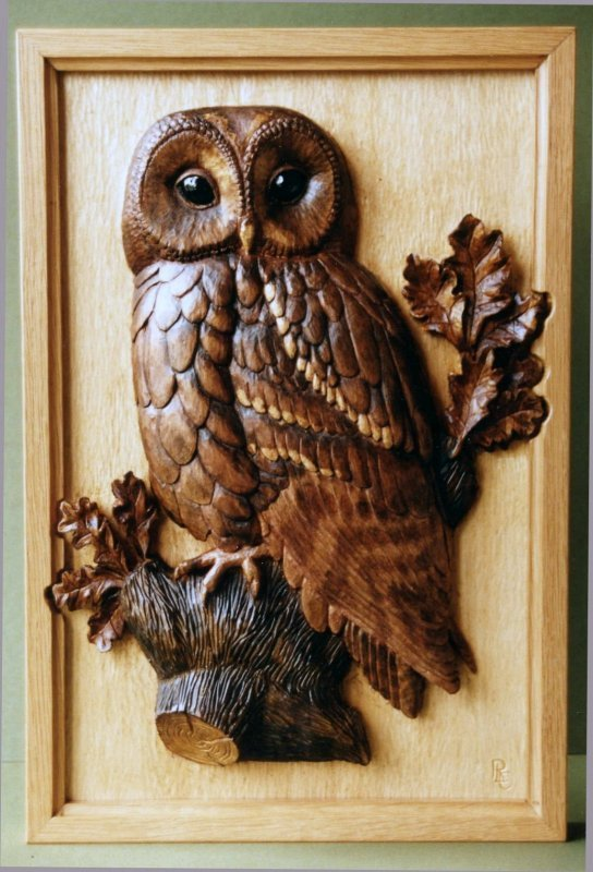 Member carvings lancashire cheshire woodcarvers
