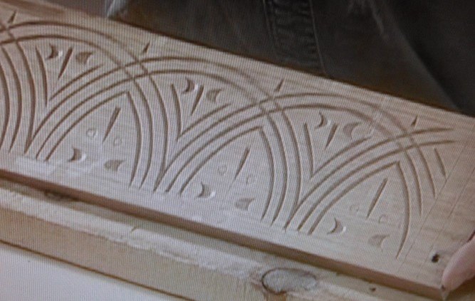 17 century carving 3