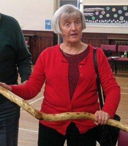Margaret - Snake